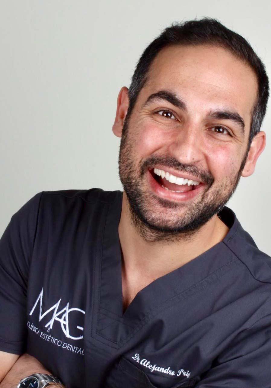 Doctor Alejandro Prieto